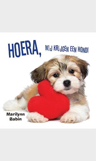 Webwinkel Boekscout.nl: Marilynn Babin Hoera, wij krijgen