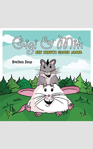 Gigi & Mik – een nieuwe grote broer