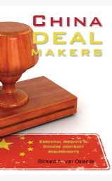 China dealmakers