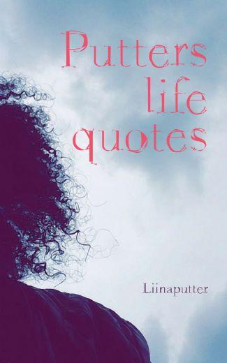 Webwinkel Boekscout Nl Liinaputter Putters Life Quotes