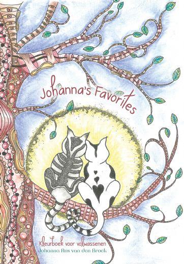 Kleurplaten Fantasie Volwassenen.Webwinkel Boekscout Nl Johanna Ans Johanna S Favorites