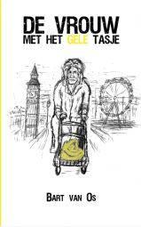 De vrouw met het gele tasje
