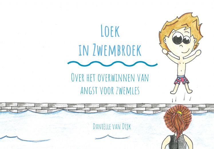 Vans Zwembroek.Webwinkel Boekscout Nl Danielle Van Dijk Loek In Zwembroek Over