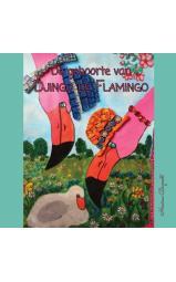 De geboorte van Djingo de Flamingo - Over de opgroeiende Flamingo