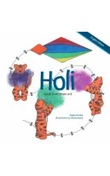 Holi - Good overcomes evil