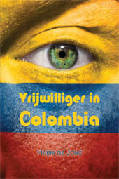 Vrijwilliger in Colombia