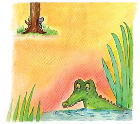 sil de krokodil